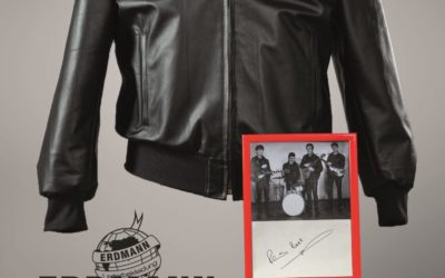 Beat Jacket Beatles Hamburg
