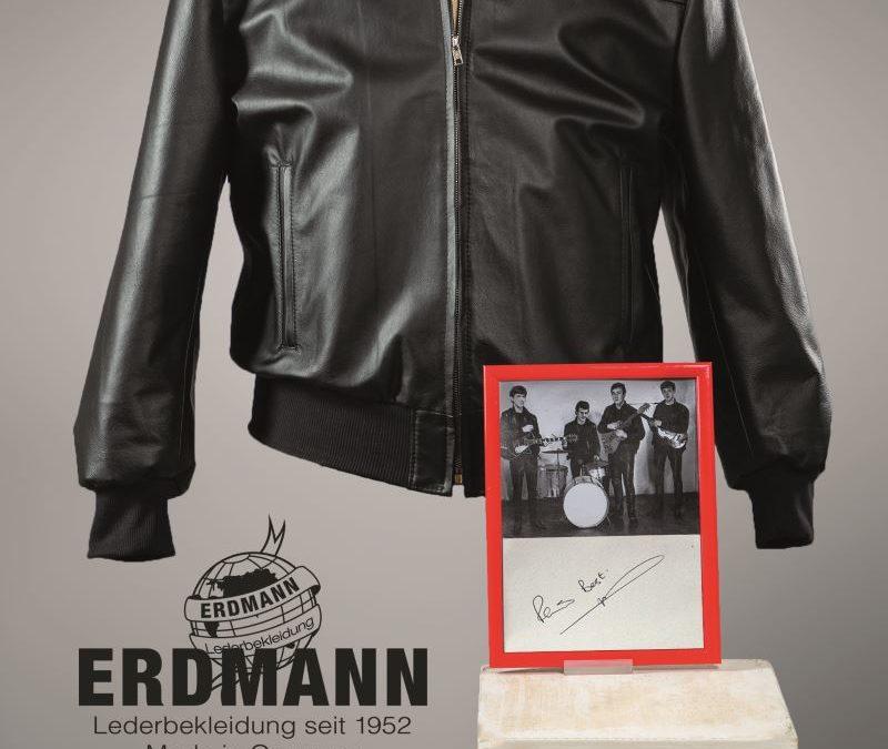 Beat Jacket Beatles Hamburg